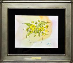 Peter Max, Flower Vase