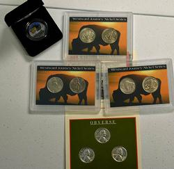 Coin Display Lot, Mixed