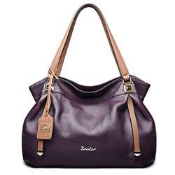 Genuine Leather Womens Top Handle Bag