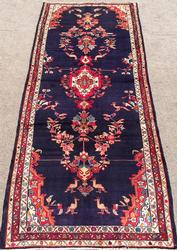 Fabulous 1950s Authentic Handmade Vintage Persian Tafshanjian