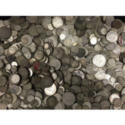 10 ounces 50% pure silver world coins