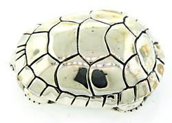 Too Cute! Barry Kieselstein-Cord Turtle Brooch