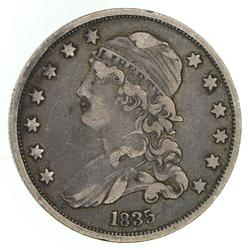 1835 Capped Bust Quarter - Circulated