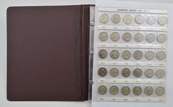149 Coins - Washington Quarters 1932-1999 - Complete Set