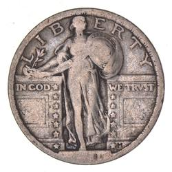 1921 Standing Liberty Quarter - Circulated