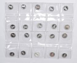 (2) Sheet of 10 Disney Character 1/20 Oz .999 Fine Silver Round