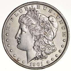 1901 Morgan Silver Dollar - Circulated