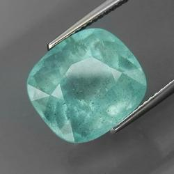 Gorgeous 10.04ct untreated frosted Aquamarine