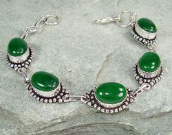 Fantastic Ethnic Crafted Amazing Natural Stone Bracelet
