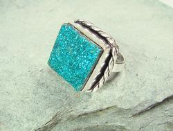Amazing Ethnic Crafted Beautiful Stone Ring
