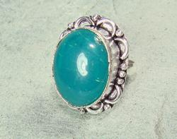 Fantastic Ethnic Crafted Amazing Natural Stone Ring
