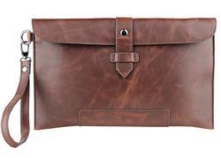 Men 's Clutch Business Envelopes Grasping Bag Leisure Handbags