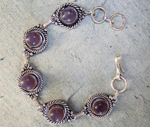Fascinating Ethnic Crafted Amazing Stone Bracelet