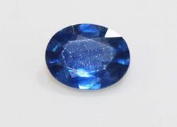Natural Cornflower Blue Sapphire - 1.29 cts.