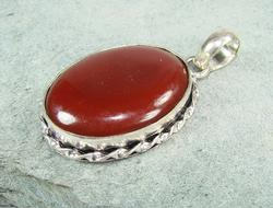 Remarkable Natural Stone Ethnic Handcrafted Pendant