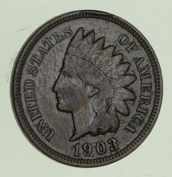1903 Indian Head Cent - Circulated