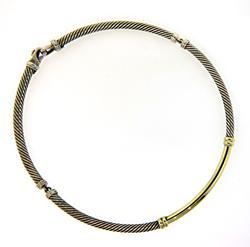 David Yurman Cable Necklace
