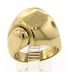 14kt Yellow & White Two Toned Ring
