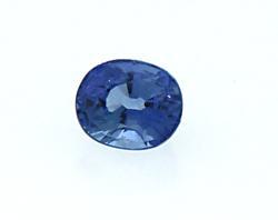 Oval Blue Sapphire 0.91ct
