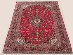 Gorgeous 1960s Authentic Handmade Persian Qamsar, Signed