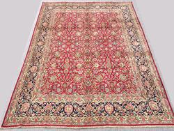 Utterly Inspiring 1950s Authentic Handmade Vintage Royal Persian Lavar