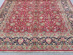 Utterly Inspiring 1950s Authentic Handmade Vintage Royal Persian Lavar
