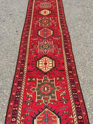 Absolutely Rare Size Fabulous Handmade Colorful Persian Serapi