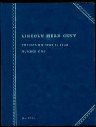 Collection of 80 Diff. Lincoln Cents 1909 to 1940