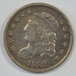 Sharp 1832 Capped Bust Half Dime