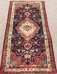 Exquisite 1940s Authentic Handmade Vintage Persian Tafshanjian