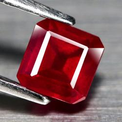 Superb 1.17ct top imperial red Ruby