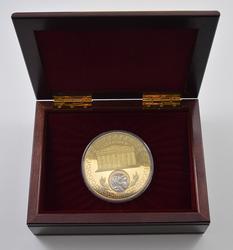 Alexander the Great Tetradrachm in 12 Oz Silver Medal - w/ Fancy Box