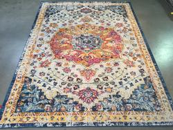 Magnificent Vintage Reproduction Design Area Rug 8X11