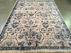 Classic Vintage Reproduction Design Rug 8x11