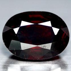 Lush 4.46ct untreated burgundy Garnet