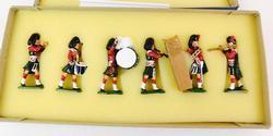 Great Britain Dorset Miniature Lead Figures, MIB