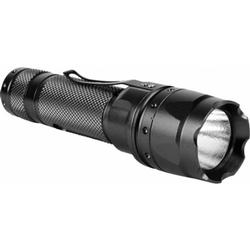 AIM Sports 180 Lumens with Offset Mount Flashlight - Black