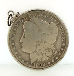 1899 Liberty Morgan Silver Dollar