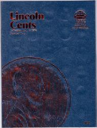 Set of Lincoln Wheat Cents 1941-1974 in Album