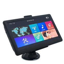 Car GPS Navigation 7-Inch Lifetime Map Updates