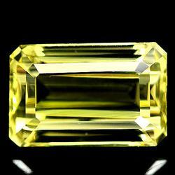 Striking 10.90ct golden yellow Citrine
