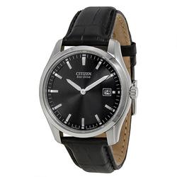 New Mens Citizen Eco Drive w/ Date