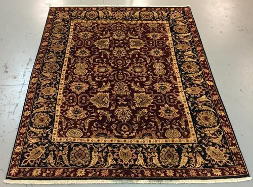 Handmade Indo Khorasan 8.3x10.7