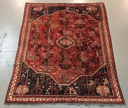 Handmade Persian Shiraz 6.5x8.10