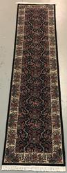 Handmade Wool/Silk Azerbaijani Tabriz 2.3x10.0