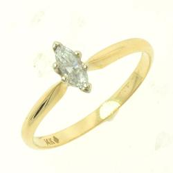 .26CT Marquise Cut Diamond Solitaire