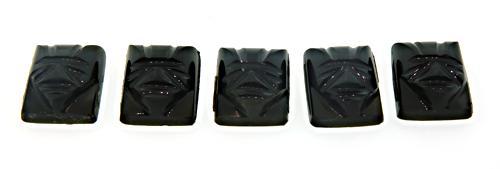 Lot of Black Onyx Loose Stones
