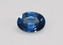 Cornflower Blue Natural Sapphire - 1.37 cts.