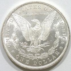 Exceptional BU 1879 New Orleans Minted Morgan Silver Dollar!