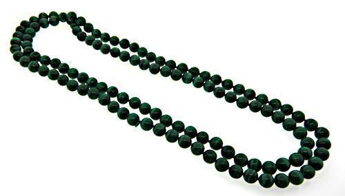 Fabulous Strand of Malachite Beads